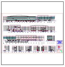 CAD-Plan Ansicht