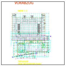 CAD-Pläne Ebene 1-2