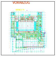 CAD-Pläne Ebene 3-4