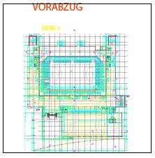 CAD-Pläne Ebene 5
