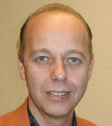 Geschäftsführer der Lipperlandhalle: Michael Arend