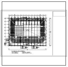 CAD-Pläne Rigging Lipperlandhalle